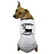 Stumpy Wigglebutt! Dog T-Shirt