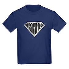 Super PhD - metal T