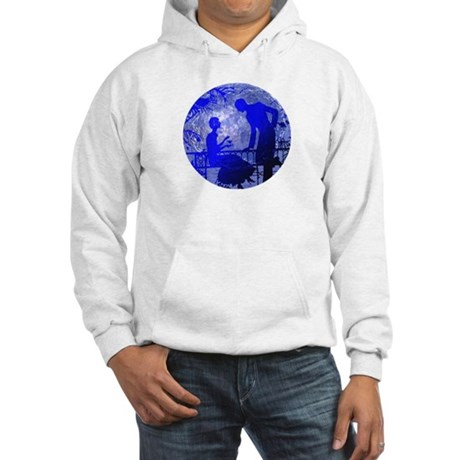 Blue Moon Lovers Hooded Sweatshirt
