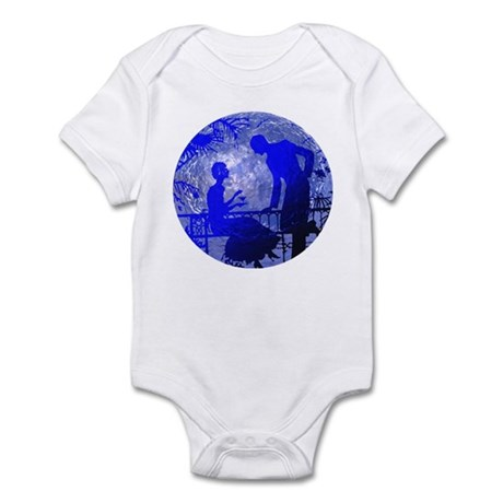 Blue Moon Lovers Infant Bodysuit