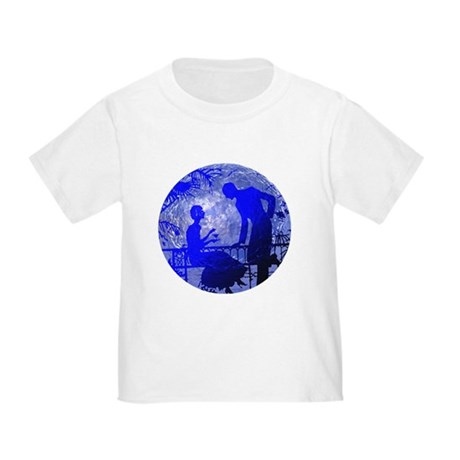 Blue Moon Lovers Toddler T-Shirt