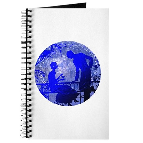 Blue Moon Lovers Journal