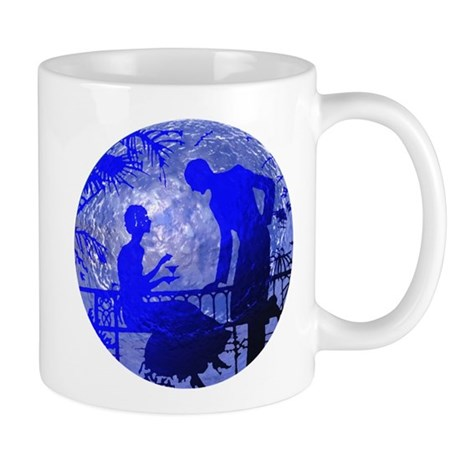 Blue Moon Lovers Mug