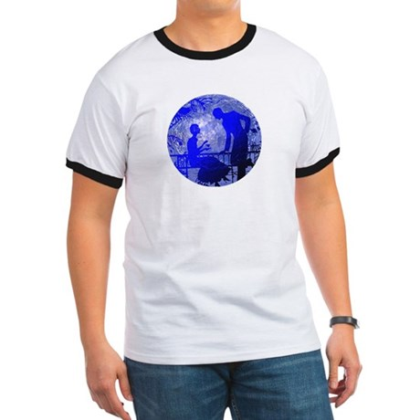 Blue Moon Lovers Ringer T