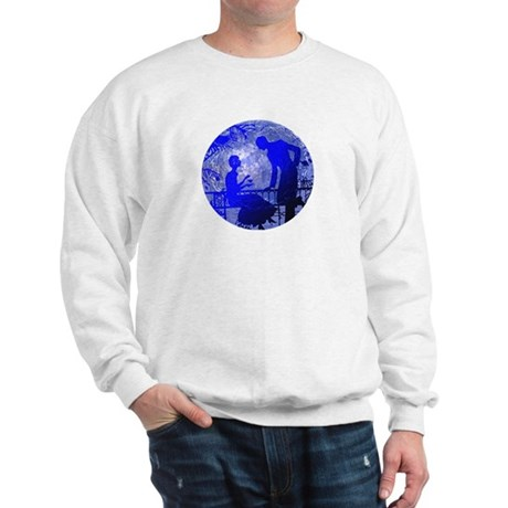 Blue Moon Lovers Sweatshirt