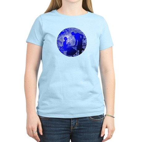 Blue Moon Lovers Women's Light T-Shirt