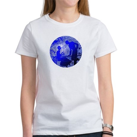 Blue Moon Lovers Women's T-Shirt