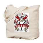 Wilmot Family Crest Tote Bag