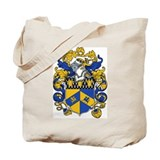 Wiseman Family Crest Tote Bag