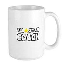 """All Star Coach"" Mug"