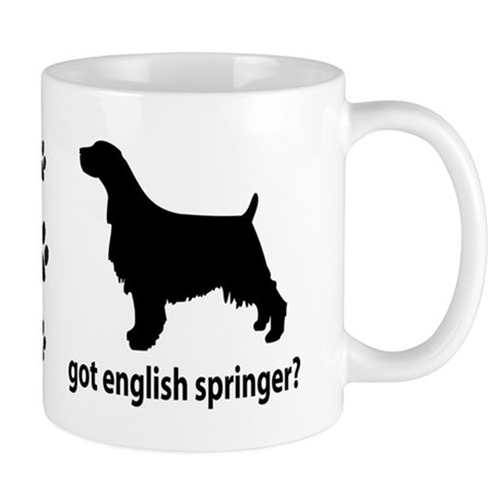 Got English Springer? Mug