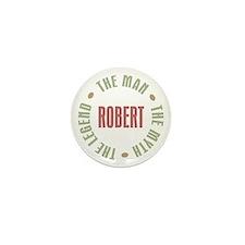 Robert Man Myth Legend Mini Button (100 pack)