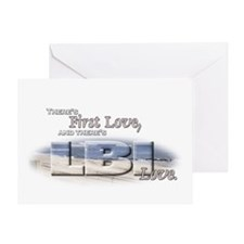 LBI Love... Greeting Card