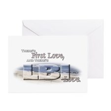 LBI Love... Greeting Cards (Pk of 20)