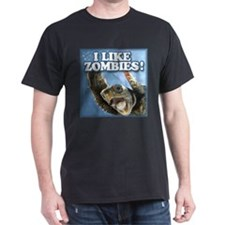 I LIKE ZOMBIES! T-Shirt
