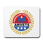 American Veterans for Vets Mousepad 