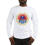 American Veterans for Vets Long Sleeve T-Shirt
