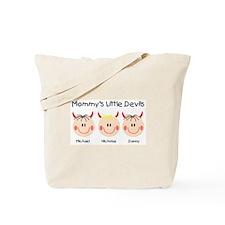 Cute Deville Tote Bag