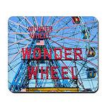 Coney Island Wonder Wheel Mousepad