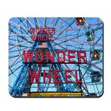 Coney Island Wonder Wheel Mousepad