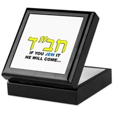 JEW IT Keepsake Box