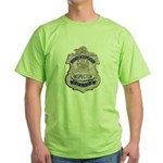 Halifax Police Green T-Shirt