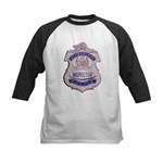 Halifax Police Kids Baseball Jersey