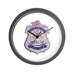 Halifax Police Wall Clock