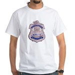 Halifax Police White T-Shirt