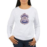 Halifax Police Women's Long Sleeve T-Shirt