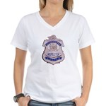 Halifax Police Women's V-Neck T-Shirt