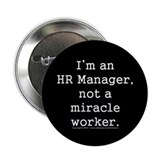 "Cute Human resources 2.25"" Button"