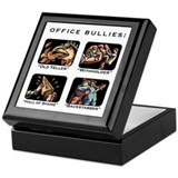 Office Bullies Keepsake Box