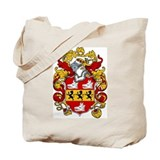 Wyatt Family Crest Tote Bag