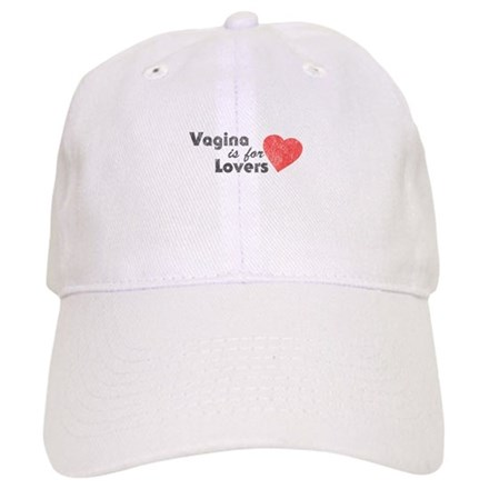 Vagina is for Lovers Cap