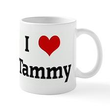 I Love Tammy Mug