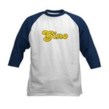 Retro Gino (Gold) Tee