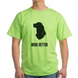 Irish Setter Silhouette T-Shirt