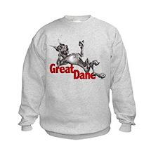 Great Dane Black LB Jumpers
