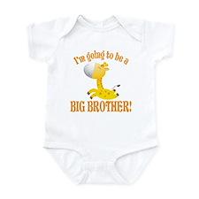 Big Brother Giraffe Onesie