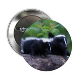 "Skunk 2.25"" Button (10 pack)"