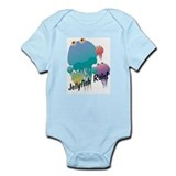 Jellyfish Rule Onesie