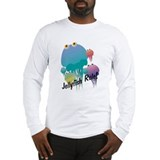 Jellyfish Rule Long Sleeve T-Shirt