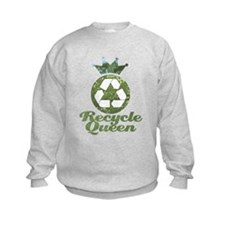 Recycle Queen Sweatshirt