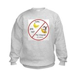 No Bananas Sweatshirt