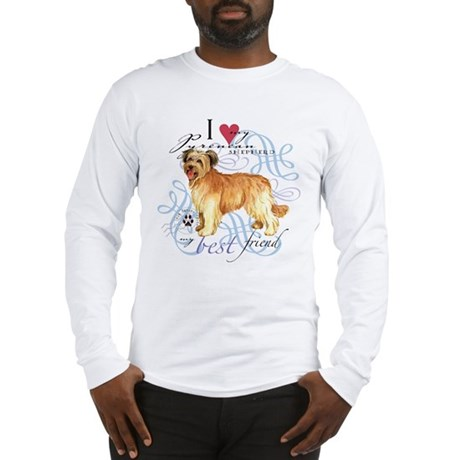 Pyrenean Shepherd Long Sleeve T-Shirt