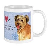 Pyrenean Shepherd Small Mugs