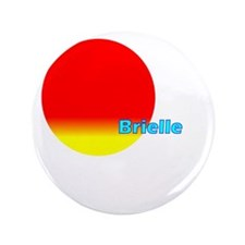 "Brielle 3.5"" Button (100 pack)"