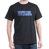 Retro Itzel (Blue) T-Shirt