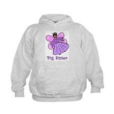 Big Sister- Fairy Hoody